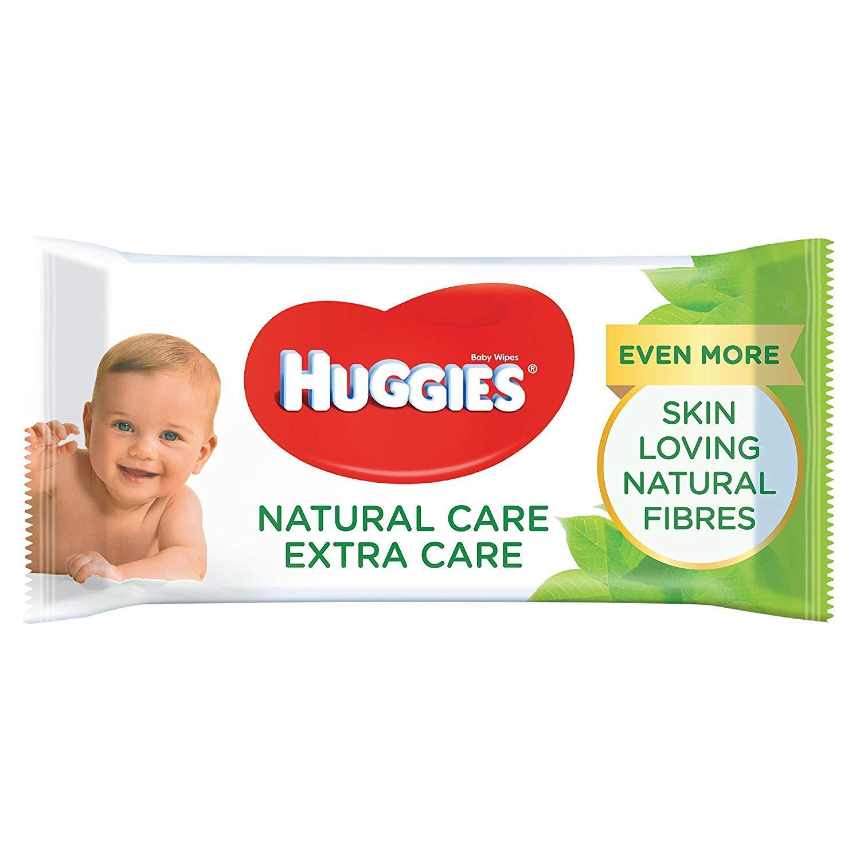 Huggies Natural Care Extra Care Toallitas para beb/é