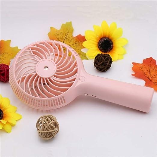 tffl Misting Cooling Handheld, Mini Ventilador de Agua nebulizada ...