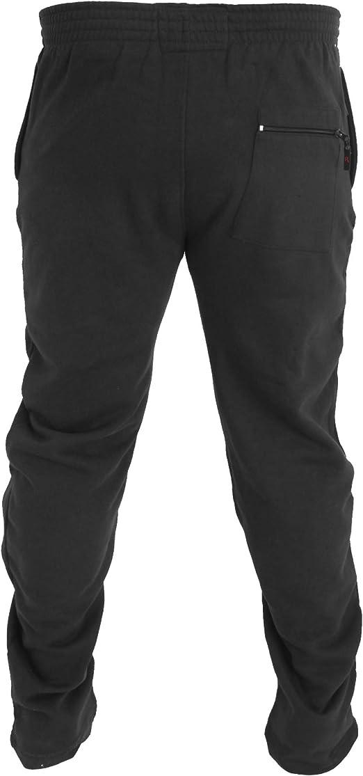Duke - Pantalones de chándal en Talla Grande con Dobladillo ...