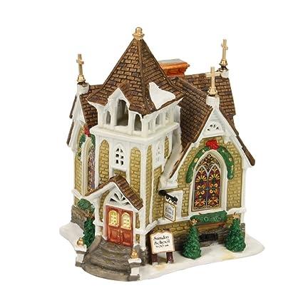 lemax christmas village harvest crossing collection little river church 45069 - Lemax Christmas Village