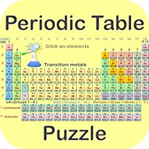 Amazon periodic table puzzle download video games periodic table puzzle download urtaz Gallery