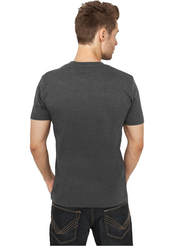 Basic V-Neck Tee shirts Urban Classics Streetwear Uomo