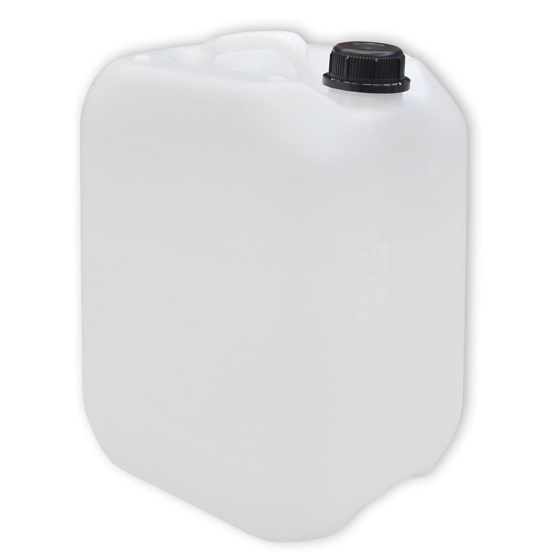 10 Liter Kanister, Neu mit Zulassung, DIN 45 webkaufhaus24