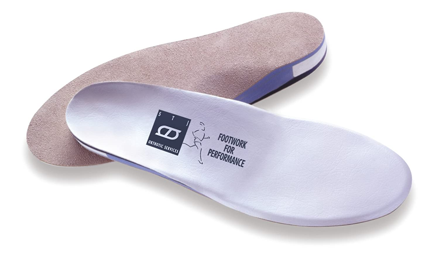 Arch Support Insoles Orthotics Custom Molded Prescription by Harvard Trained Doctor - Style: Basketball