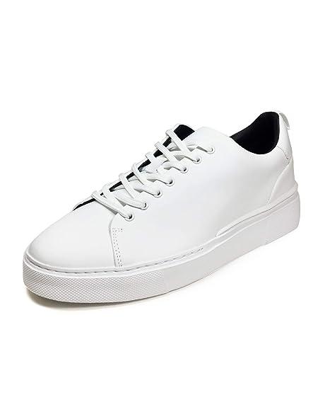 nuovo stile 5570a e0d38 Zara Uomo Sneakers Monocolore 2200/002: Amazon.it: Scarpe e ...