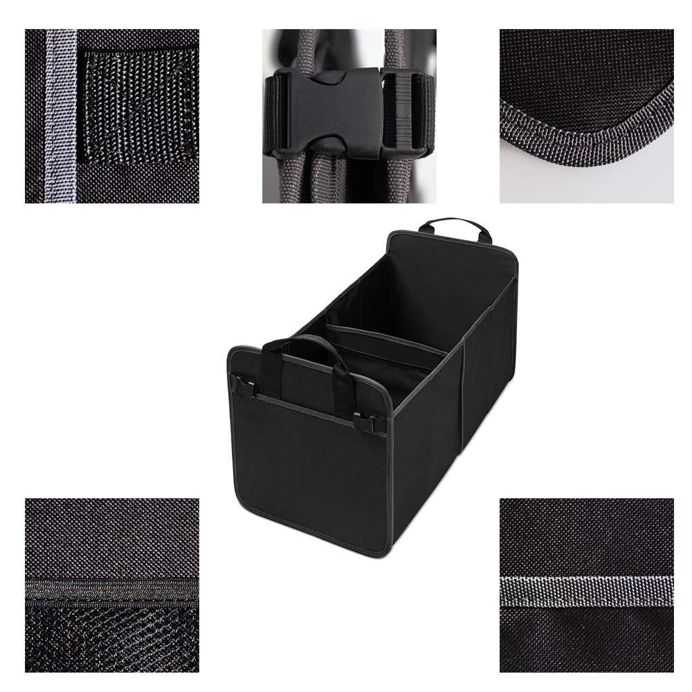 SUV Minivan JuguHoovi Multiusos Auto Car Vehicle Trunk Storage Organizer Pouch Bag Box Contenedor para Coche Cami/ón