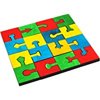 Skola Locking Blocks Interlocking Jigsaw Puzzles