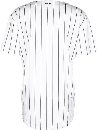 Camisa Corta Fila De Dawn Baseball Manga bYy7fv6g