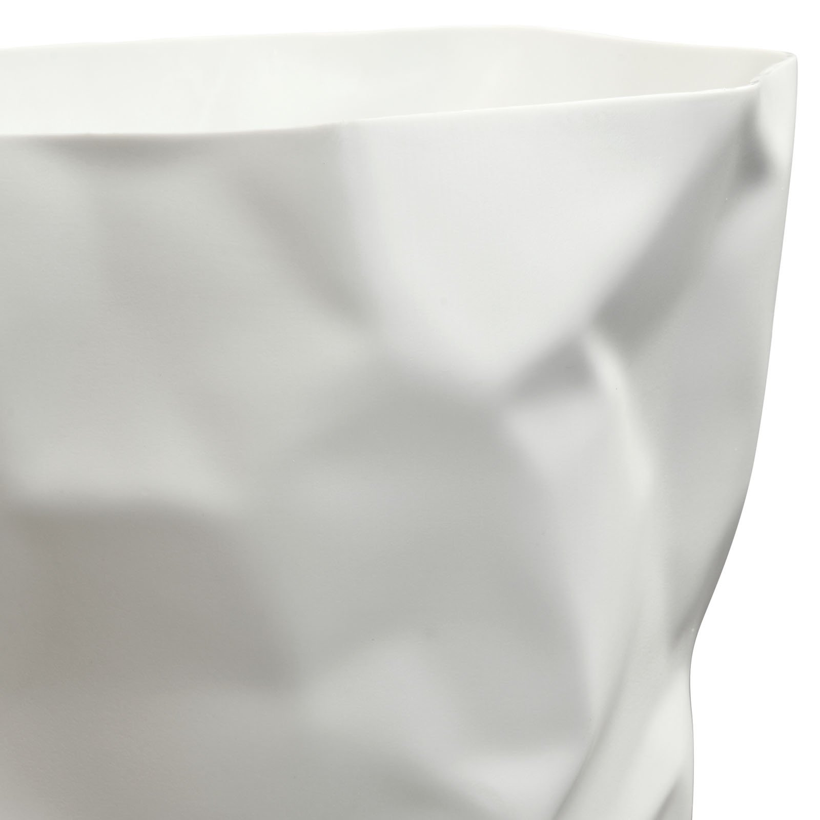 Modern Contemporary Trash Bin White by America Luxury - Accessories (Image #3)
