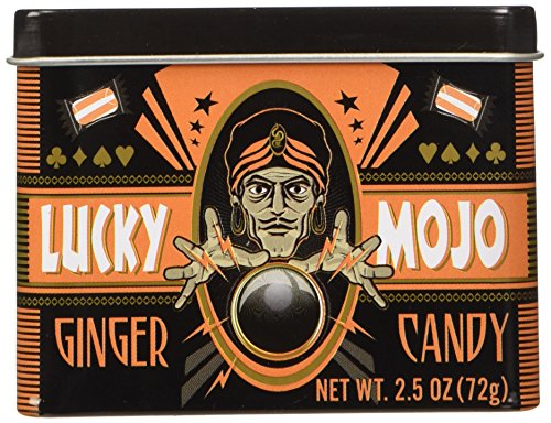 Animewild Lucky Mojo Ginger Candy