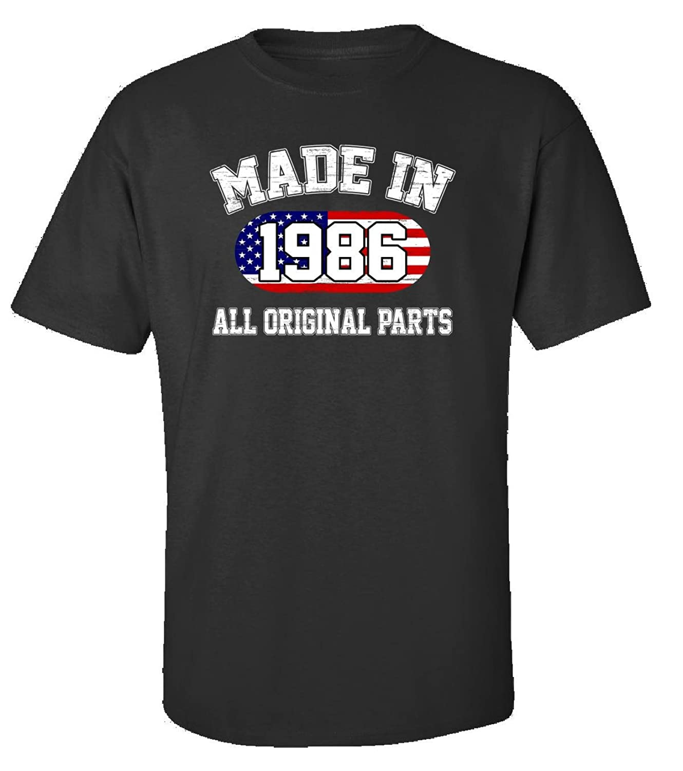 Made In 1986 30 Birthday Present Gift Idea - Adult Shirt