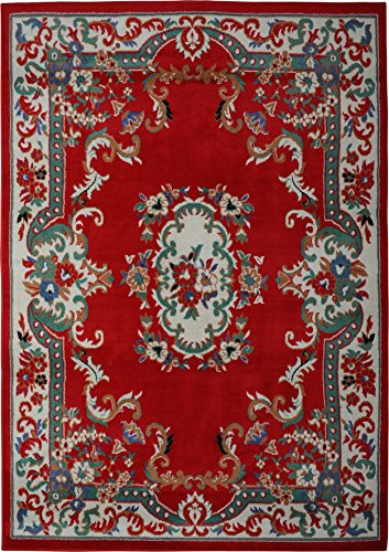 Home Dynamix 5-7083-202 Premium Polyprop - Claret Traditional Rug Shopping Results