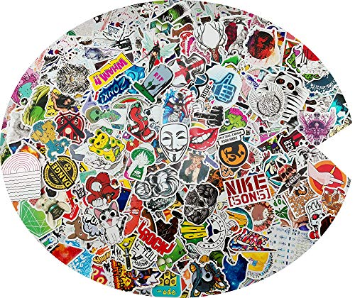 Cool Sticker Pack 700 pcs Laptop Xbox PS5 Stickers Car Decals Motor Bicycle Luggage Suitcase Graffiti Patch Skateboard Vinyls for Kid Children Programmer Geek Driver Non Duplicate Sticker Pack (Best Laptop For 700)