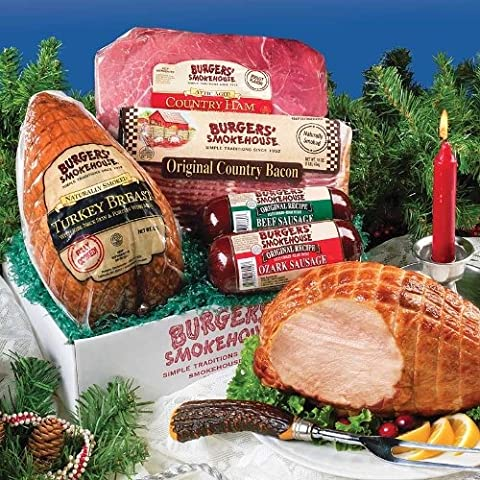 Smokehouse Delight - Smoked Turkey Ham