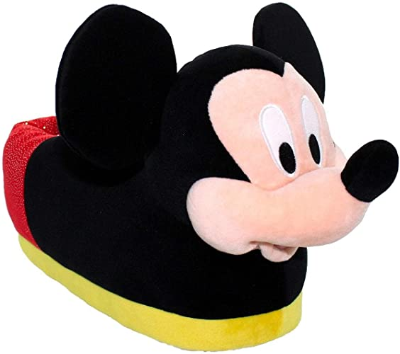 Disney mouse slippers