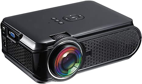 Starry sky Proyector, LED, 1080P, Mini Pico proyector, Lente ...