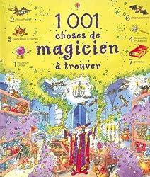 1001 choses de magicien à trouver