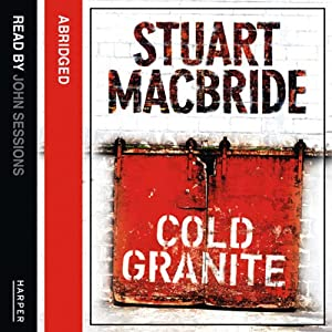 Cold Granite Audiobook