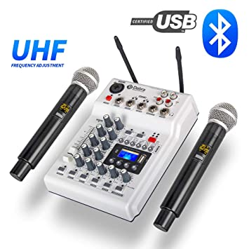 HM2 Sistema de Tarjeta de Sonido de múltiples Funciones de ...