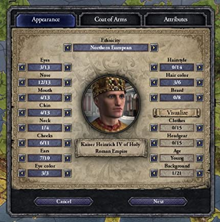Amazon com: Crusader Kings II: Ruler Designer DLC [Online