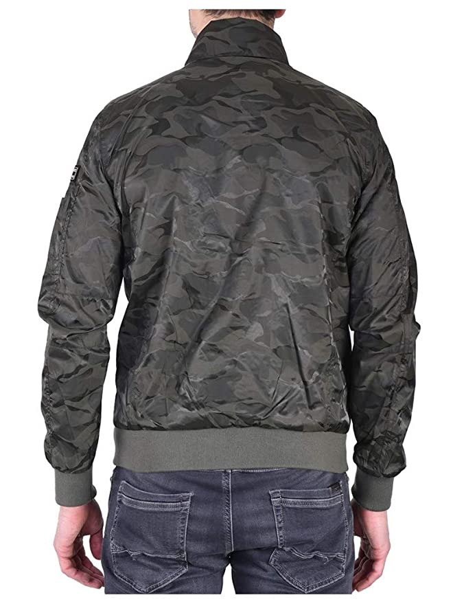 Kaporal Jeans - Chaqueta CAMU Hombre DELSO: Amazon.es: Ropa ...