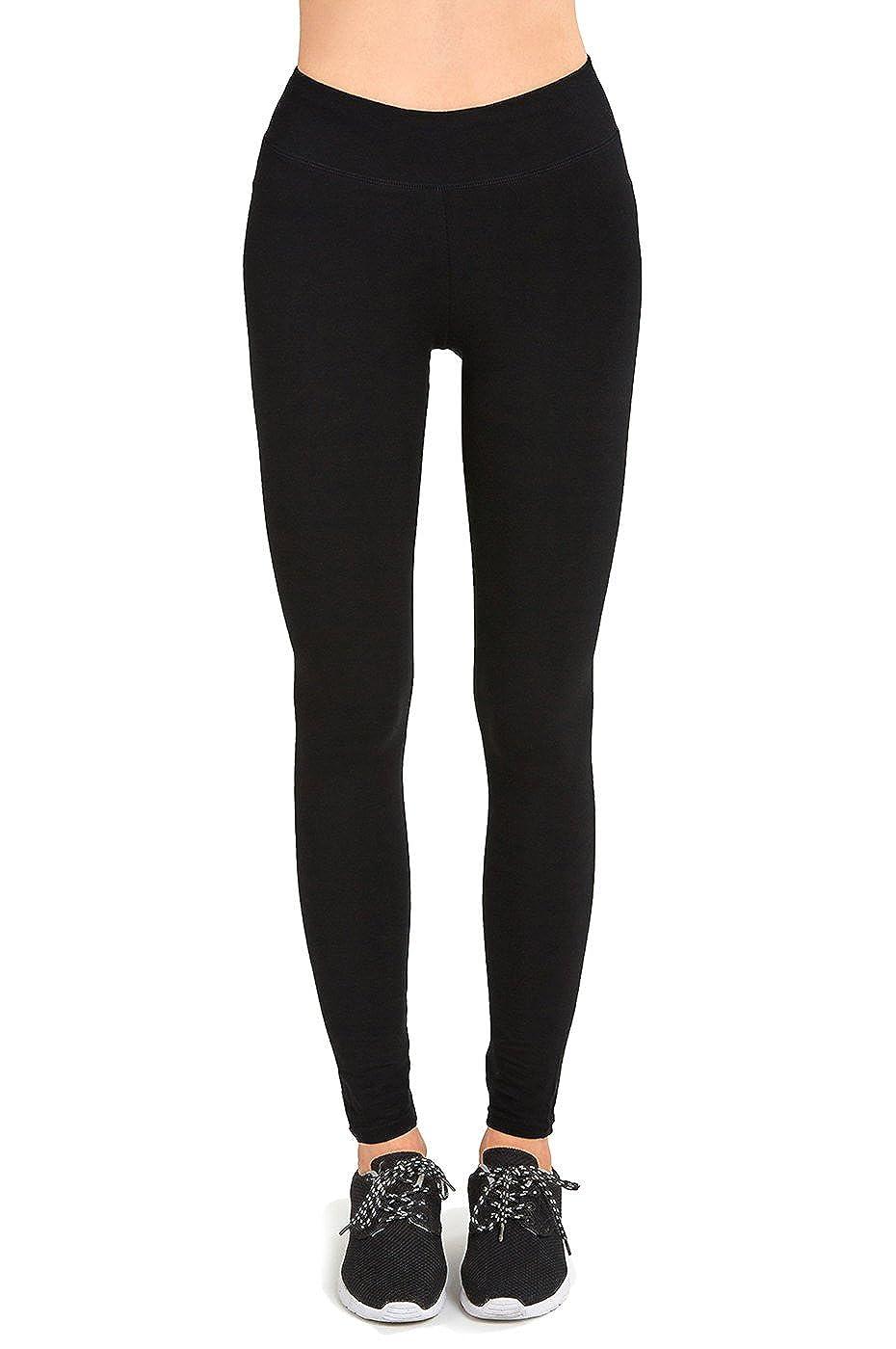 Sofra Women's Cotton Leggings WP40001_PARENT