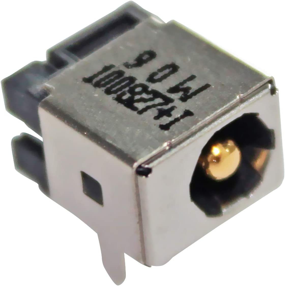 Zahara 10PCS DC Power Jack Replacement for ASUS K73 K73B K73S N53 N53S N53J N10E UL30 N71 N71J N71V A73