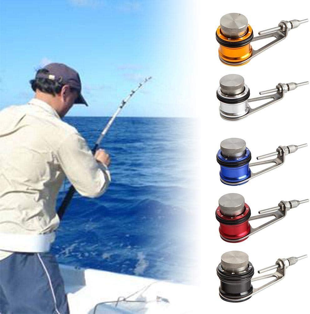 PR Bobbin Knotter Fishing Rod Line Connector Fishing PE Line Knot Machine No Injury to Line Fishing Line Winder /& Fishing Knotter