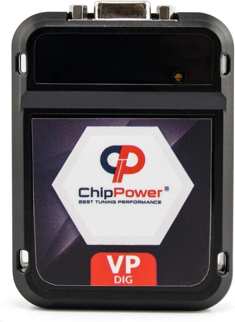 VOLKSWAGEN T4 2.5 TDI Boitier de Puissance additionnel Puce System Power
