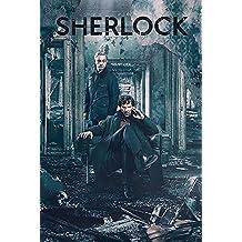 "Sherlock Poster - Destruction (24""x36"")"