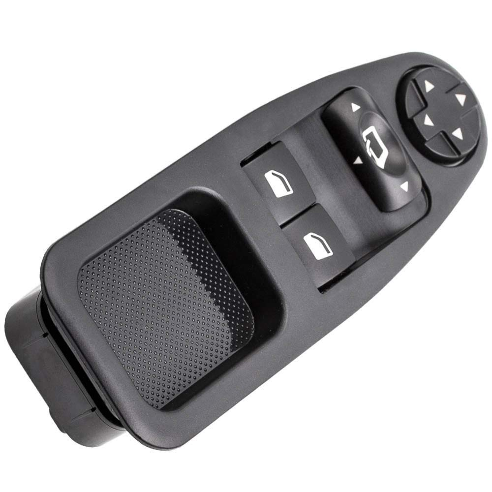 Window Switch 1 PC of Car Power Master Window Switch Window Control Button Fit for Citroen Fiat Scudo Peugeot 6554.ZJ.