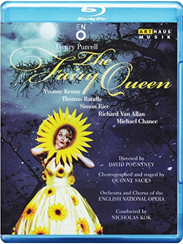 Henry Purcell: The Fairy Queen [Blu-ray]