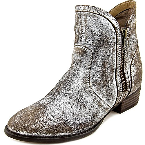 Seychelles Lucky Penny Booties Silver Pewter 6m
