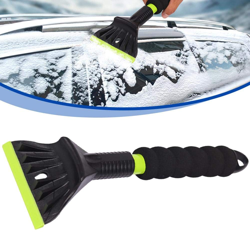 xiangpian183 Ice Scraper Car Windshield Window Frost Snow Remover with Warm Gloves Snow Removal Tools for Car SUV Truck Windshield Scraper