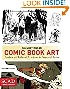 #5: Foundations in Comic Book Art: SCAD Creative Essentials (Fundamental Tools and Techniques for Sequential Artists)