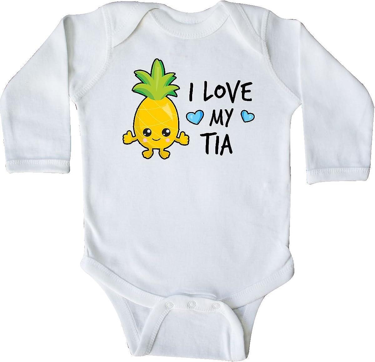 inktastic Grammy Loves Me Cute Pineapple Baby T-Shirt