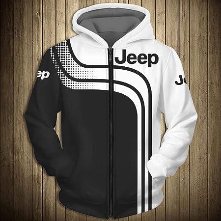 Auspacken und spielen damit Hoodie Sweatshirt passt Jeep