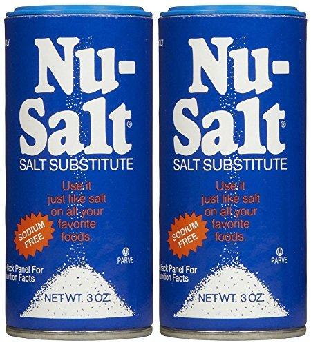 Sweet 'N Low Nu-Salt, 3 oz, 6 pk