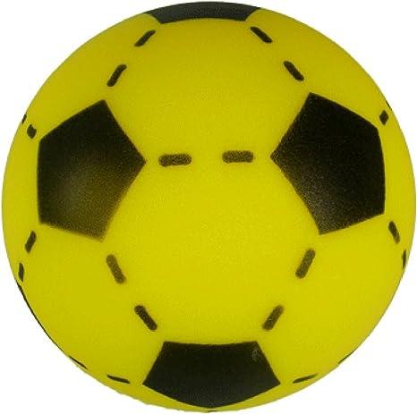 Only Cricket - Pelota de fútbol para niños (12 cm, Espuma), Color ...
