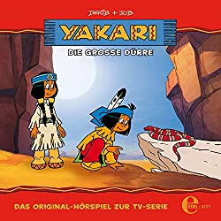 Die große Dürre (Yakari 15)