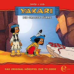Yakari 15 Hörspiel