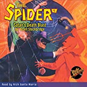 The Spider #9: Satan's Death Blast | Grant Stockbridge