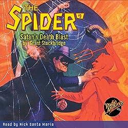 Spider #9 June 1934