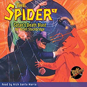 Spider #9 June 1934 Audiobook