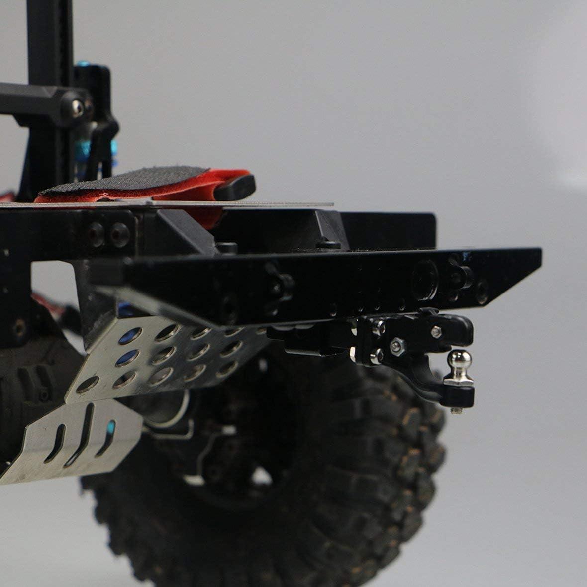 Tivolii SCX 10 Traxxas TRX4 Simulation Climbing Car Trailer Hook Flow Hook for 90046 90047 TRX4 Crawler Toys for Children RC Car Parts