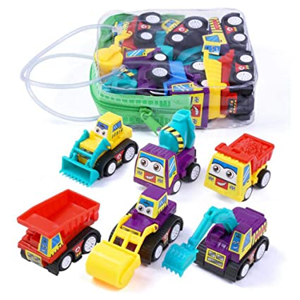Amazon Com Other 6 Piece 3 Year Old Boy S Car Toy Children S
