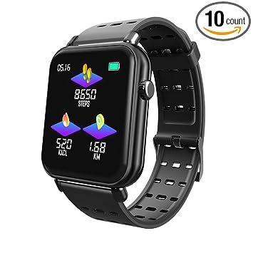 Amazon.com: Vithconl - Reloj inteligente con Bluetooth ...