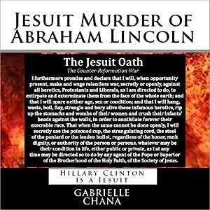 Jesuit Murder of Abraham Lincoln Audiobook