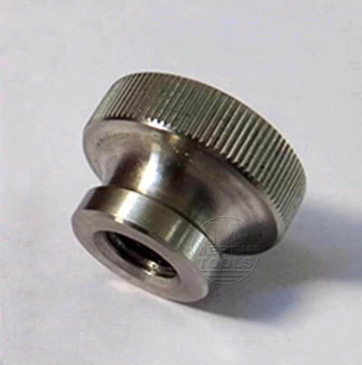 FidgetFidget Stainless Steel Thumb Nut Right Hand Thread Select M3 M4 M5 M6 M8 M10 13 M3 x 0.5mm(Pitch) by FidgetFidget (Image #1)