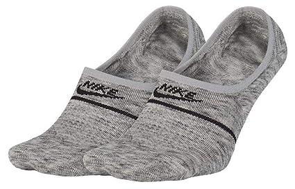 Nike U SNKR Sox ESNTL NO Show 2P - Calcetines, Unisex Adulto, (Wolf ...
